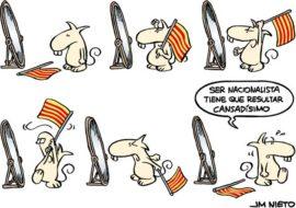 Ser nacionalista, por J.M. Nieto