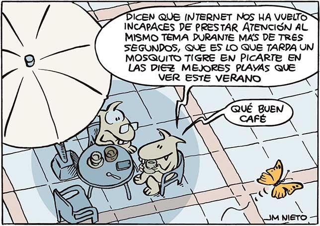 Cómo nos afecta internet