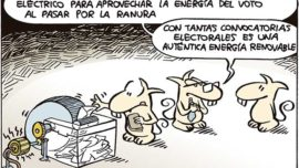 Urna sostenible
