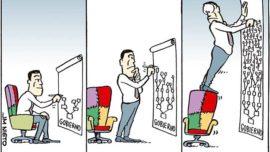 Sobre la estabilidad y el organigrama