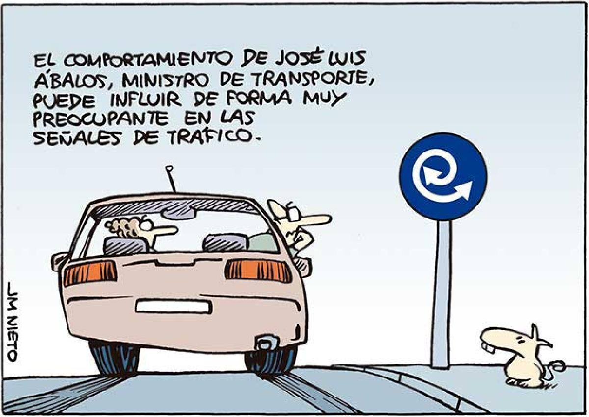 La influencia del ministro de Transporte