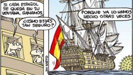 Cada español en su ventana