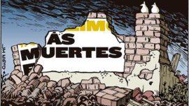 De ruinas y eslóganes