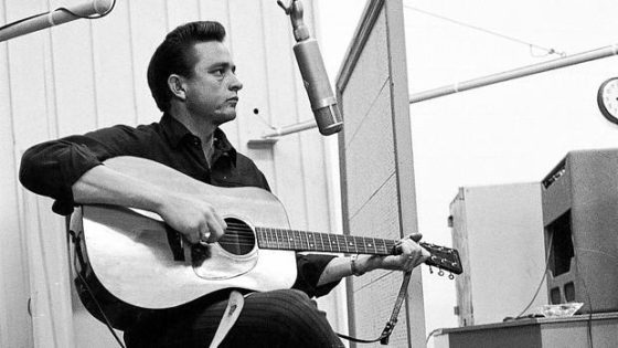 Johnny Cash, un rebelde con causa