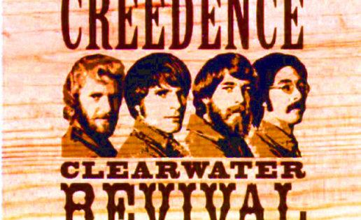 Creedence, rock sureño con 50 años