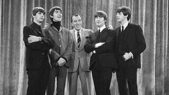 """La primera vez de """"The Beatles"""" en Estados Unidos"""