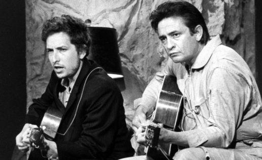 Bob Dylan, Johnny Cash y la chica del norte