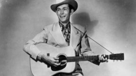 Hank Williams, el Shakespeare del country