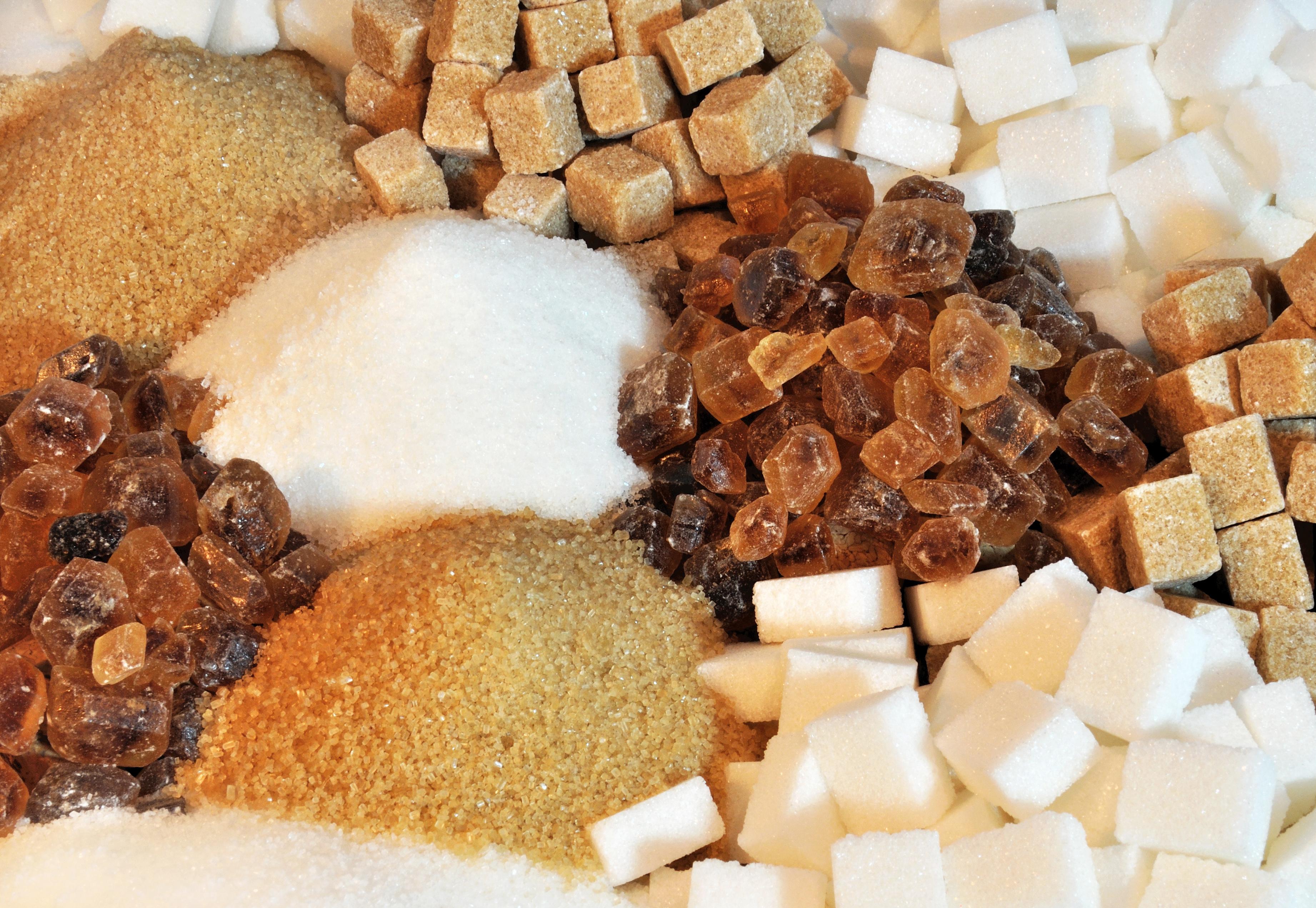 diabetes evaporada del azúcar de caña