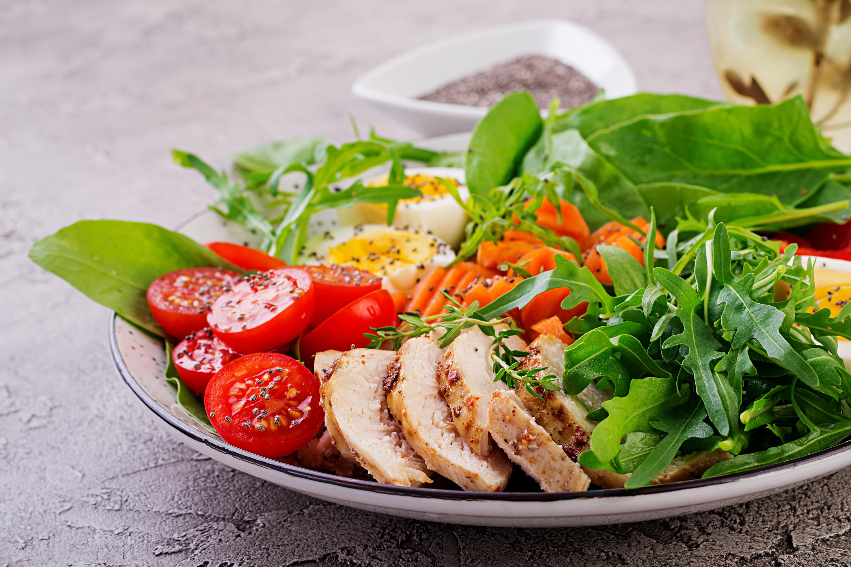 Ideas de comida dieta cetogenica