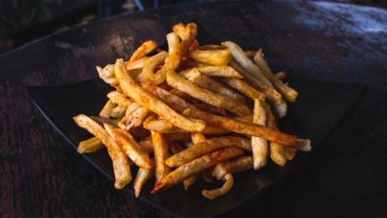Dorado, pero no tostado: cuidado con las acrilamidas