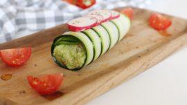 La receta de los canelones de calabacín fríos, un plato perfecto para verano
