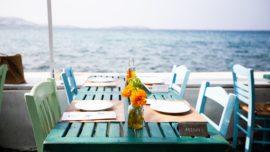 Dieta del chiringuito: cómo comer saludable en vacaciones