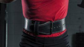 ¿Debo utilizar un cinturón lumbar para hacer pesas?