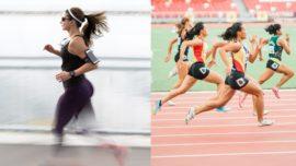 Entrenamiento saludable vs entrenamiento de alto rendimiento
