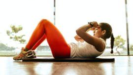 Cómo marcar abdominales de manera efectiva