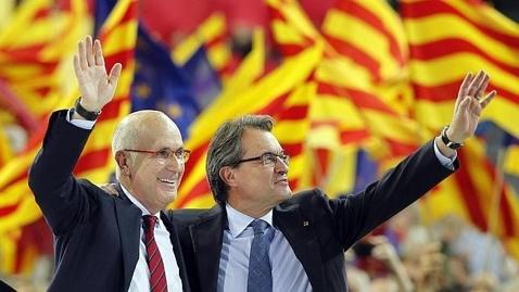 Franco en Cataluña