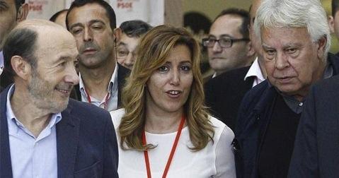 El nacionalismo español del PSOE