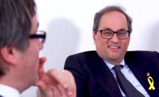 Un xenófobo para la Generalitat