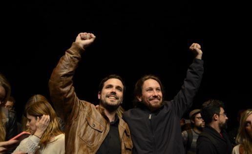 Requiem por IU, pánico en el PSOE