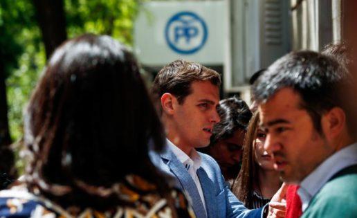 El PP y la línea roja que Rivera no quiere borrar
