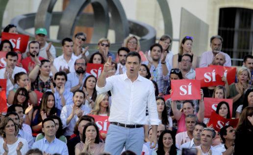Luz y agua para todos, ¡venga ya Pedro Sánchez!
