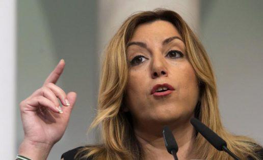 """Susana Díaz, el """"tieso de su marido"""" y los cursos en Andalucía"""