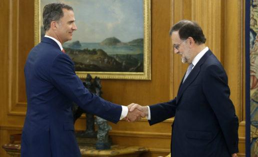Rajoy pone contra las cuerdas a Ciudadanos y PSOE