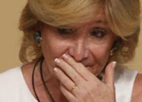 Esperanza Aguirre, ha llegado la hora de la dimisión