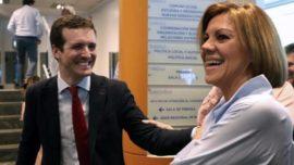 Soraya y Cospedal deben evitar el síndrome Susana Díaz