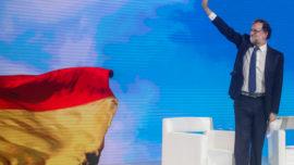 Rajoy, un paréntesis en la historia del PP