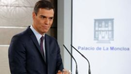 Así mintió Sánchez al convocar las elecciones desde Moncloa