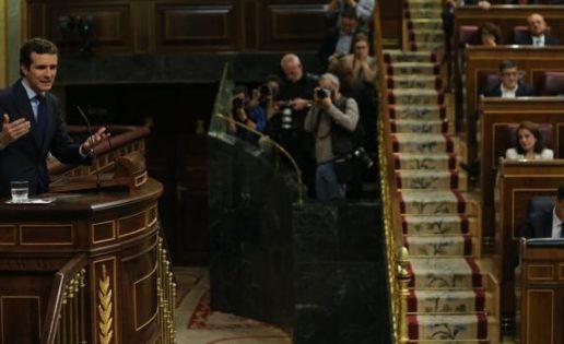A Sánchez le tiemblan las piernas para debatir con Casado