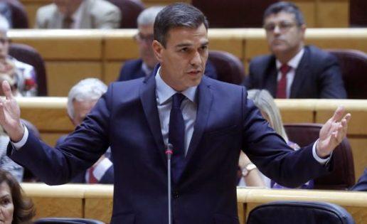 """El """"bulo"""" del 1+1+1 en el Senado que da la mayoría al PSOE"""