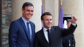 ¿Tiene algo que decir Macron de los apoyos de Bildu y Podemos a Sánchez?