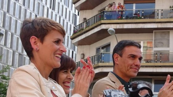 Y Sánchez se alió con Bildu en Navarra, ¿cómo va a pedir el sí a su investidura?