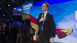 Así será el nuevo PP de un Pablo Casado reforzado y en ascenso