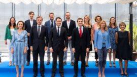 Así es el nuevo PP de Pablo Casado, libre de ataduras y con Cayetana de punta de lanza