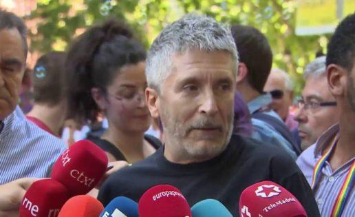 Grande-Marlaska, el ministro que fomenta el odio