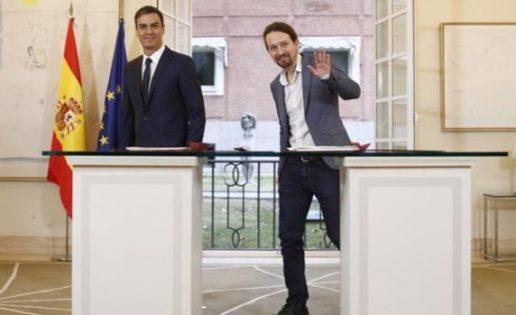 Dinero y poder, el cocktail explosivo de Pablo Iglesias para apoyar a Sánchez