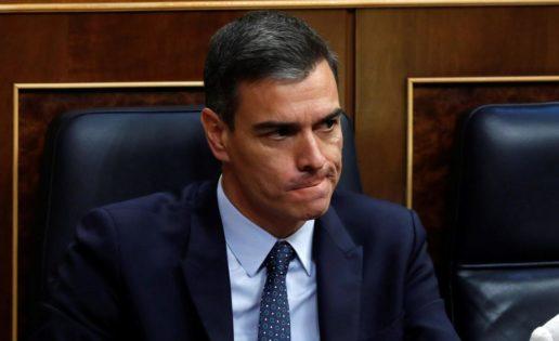 Ni respeto por España, ni madurez política, solo ambición de poder