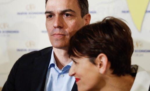 Pedro Sánchez firma en Navarra su traición al constitucionalismo