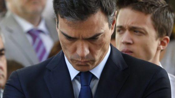 Pánico en el PSOE: ¿pinchazo en las elecciones generales?