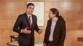 Se acaba el tiempo y Sánchez ya está en modo electoral: ¡Pablo, ríndete!