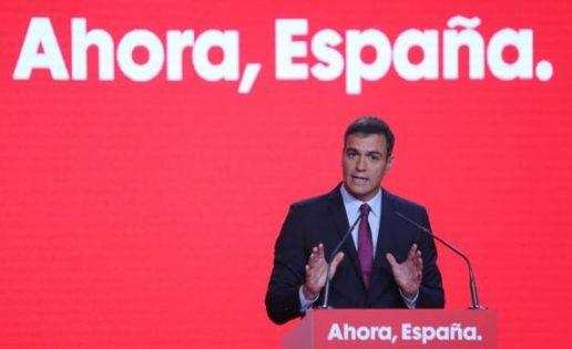 Pedro Sánchez, el camaleón, Ahora le interesa España