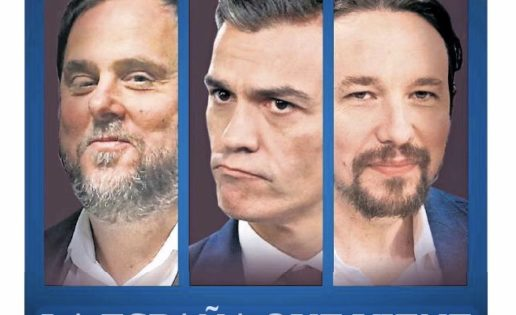 España camino del abismo: Pedro Sánchez responsable