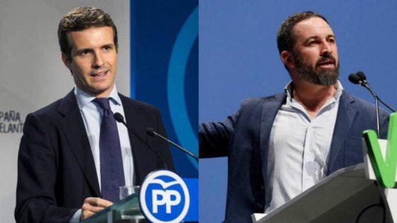 El reto del PP de sumar con VOX una mayoría en las urnas
