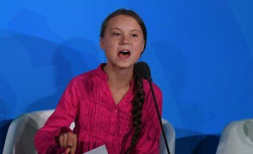 Pedro Sánchez quiere que le paguemos el viaje a Greta Thunberg, ¡de locos!