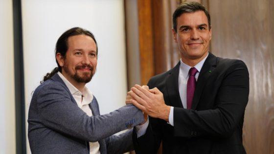 Vender España para seguir en el poder, esto era la nueva política
