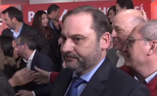 Ábalos manda callar sobre su reunión clandestina con la vicepresidenta venezolana